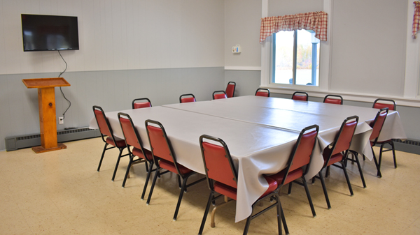 Lakefield Township MI Rental Hall | Rental Hall in Lakefield Township Michigan